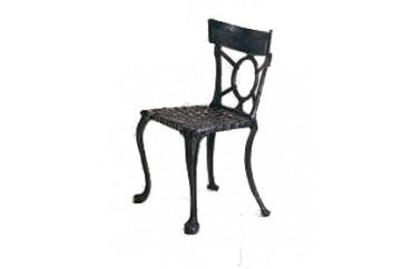 Dış Mekan Klasik Döküm Sandalye